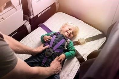 Air New Zealand caters to those traveling with young children