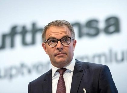 Carsten Spohr to run Lufthansa for five more years