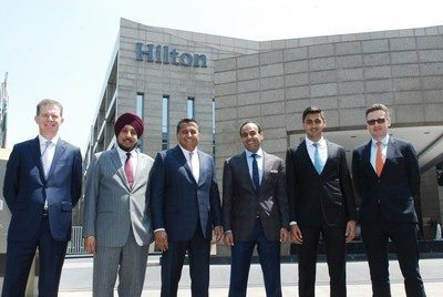 Hilton strengthens partnership with Embassy Group in India