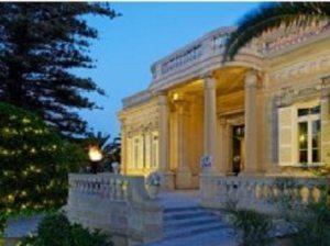 Corinthia Palace Hotel Malta goes straw-free