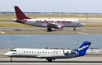Mokulele and Skywest announce joint pilot program