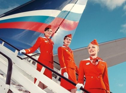 Russia's Aeroflot enters the list of ten world's most popular airlines