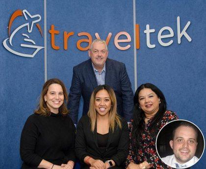 Traveltek expands North America team