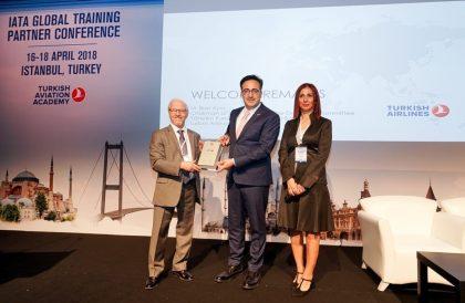 "Turkish Airlines hosts ""IATA Global Training Partner Conference"""