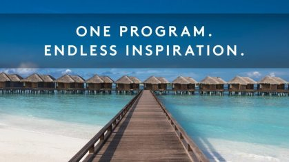 Finally united: Marriott Rewards, Starwood Preferred Guest (SPG), The Ritz-Carlton Rewards