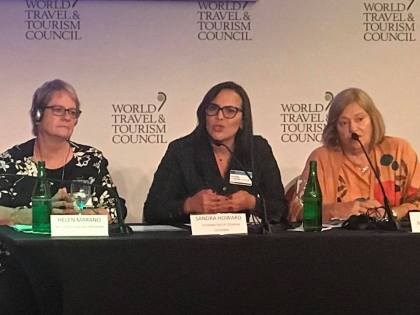 Child Protection has a powerful voice at the WTTC Summit in Buenos Aires