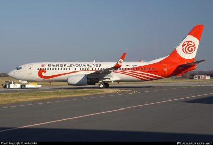 Chinese carrier Fuzhou Airlines depends on Sabre