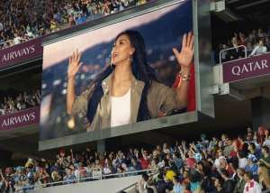 Qatar Airways celebrates the universal language of football