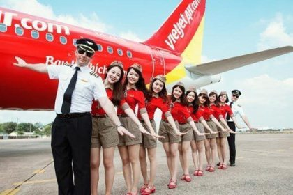 Vietjet reports first quarter profits of over USD65 million