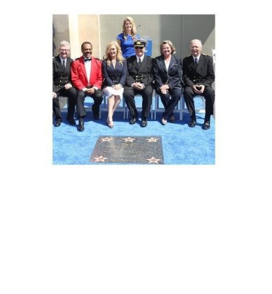 Princess Cruises receives Hollywood Walk of Fame honorary star plaque