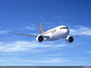 Airbus: ACJ320neo Family enters production