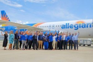 Allegiant: First-In-Fleet American Made Airbus A320