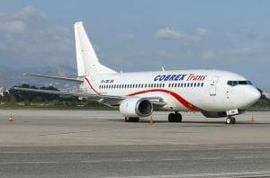 "Cobrex Trans airline chooses Perugia ""San Francesco d'Assisi"" Airport for its operation"