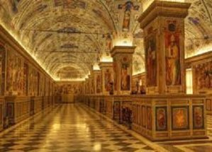 Photography exhibition opens at the Vatican Museums for summer