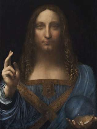 Louvre Abu Dhabi welcomes Leonardo da Vinci's masterpiece Salvator Mundi
