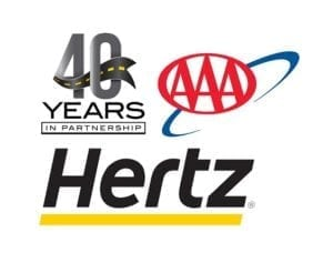 Hertz and AAA celebrate 40 years of partnership