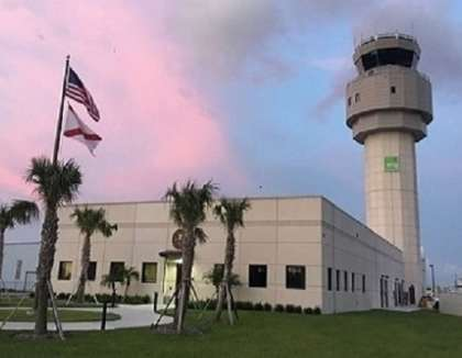 Federal Aviation Administration commissions new tower at Sarasota Airport