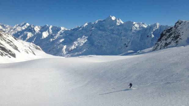 Mt Cook veteran and mountain guide Charlie Hobbs favours charging tourists a national park fee, and keeping crowds ...