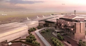 A$165 million expansion of Adelaide Airport: Work about to begin