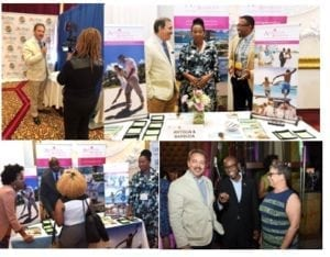 Antigua and Barbuda end Caribbean Week on high with exclusive media luncheon and Rum & Rhythm