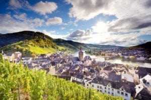 Tourists visiting Germany decided on the top 10 for German Tourism