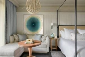 Rosewood Baha Mar features fresh luxury Bahamian aesthetic