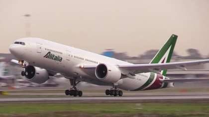 The endless dilemma of Alitalia airline