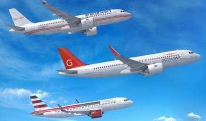 Goshawk Aviation announces order for 20 Boeing 737 MAXs