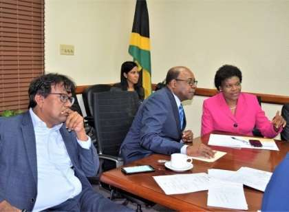 Minister Bartlett charges working group to focus on impact of EPA on local tourism services