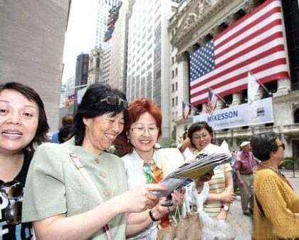 China warns tourists about 'gun violence, robberies, expensive healthcare, natural disasters' in US