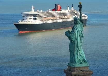 Cunard joins new Statue of Liberty Museum crowdfunding campaign