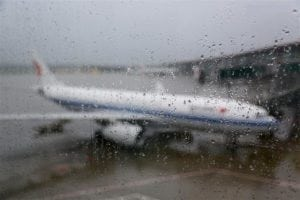 Rain forces cancelation of 670 flights at Beijing Capital International Airport