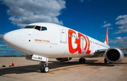 Boeing and GOL sign order for 30 737 MAX 10 airplanes, 15 MAX 8s