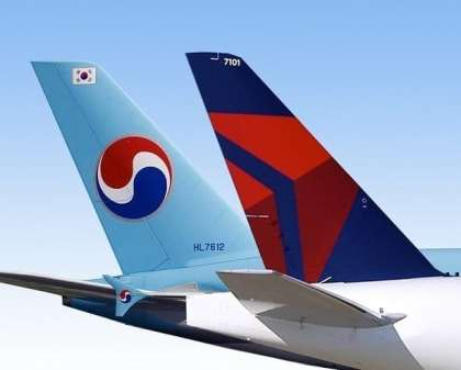Delta Air Lines and Korean Air launch new JV partnership