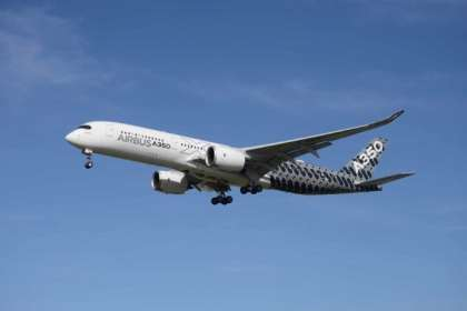 Sichuan Airlines orders 10 Airbus A350 XWBs