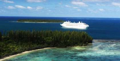 Cruising New Caledonia: Not a surprising development