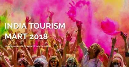 First ever India Tourism Mart in New Delhi