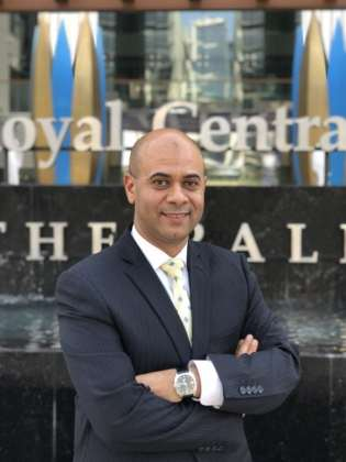 New GM at Royal Central Hotel The Palm in Dubai