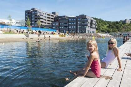 Tourism Oslo: The summer beach experience