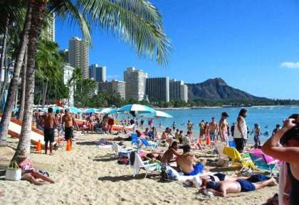 Hawaii Tourism: Hawaii is open for business!
