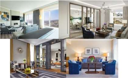 Suite life at the 5-star Corinthia Hotels