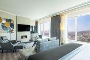 Corinthia Hotels - Lisbon deluxe junior suite living room