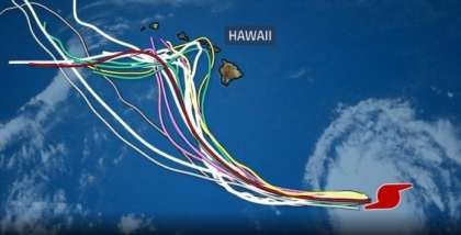 Hawaii in full preparation for Hurricane Lane