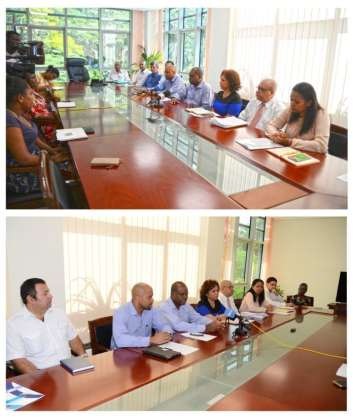 Tourism progress outlined as Seychelles Minister Didier Dogley hosts first press conference