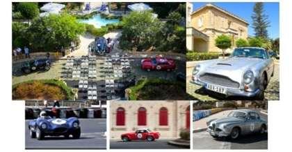 Corinthia Palace Hotel & Spa, Malta, revs up for Malta Classic