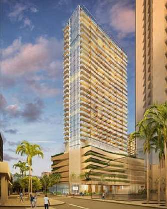Waikiki to see new tower of timeshares