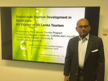 Sustainable tourism development from a South-Asian perspective