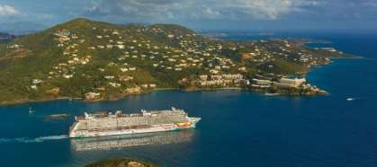 US Virgin Islands: Plans to welcome larger cruise ships