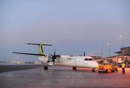 Billund to Riga on Air Baltic: Now increased frequency of flights