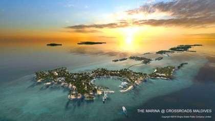 Crossroad Maldives: The First Integrated Tourist Lifestyle Destination